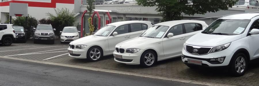 Fahrzeuge aller Marken